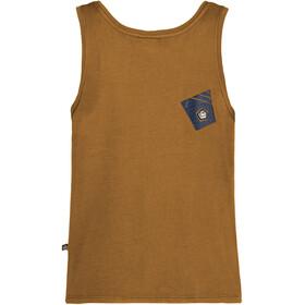 E9 Arv Mouwloos Shirt Heren beige